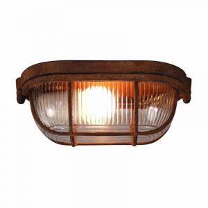Brilliant Plafondlamp Bobbi Roest 94458/60