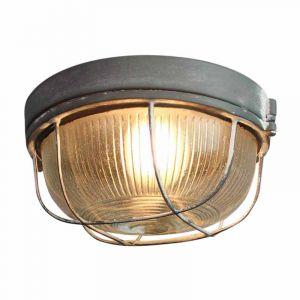Brilliant Plafondlamp Lauren Beton 94481/70
