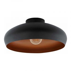 Eglo Plafondlamp Mogano Zwart 94547