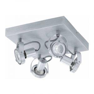 Eglo Spotlamp Novorio 4-lichts Aluminium 94645