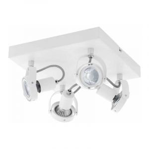Eglo Spotlamp Novorio 4-lichts Wit 94649