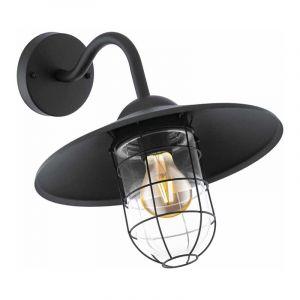 Eglo Wandlamp Melgoa Zwart 94792