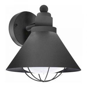 Eglo Wandlamp Barrosela Zwart 94805