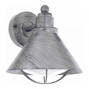 Eglo Wandlamp Barrosela Zilver 94859