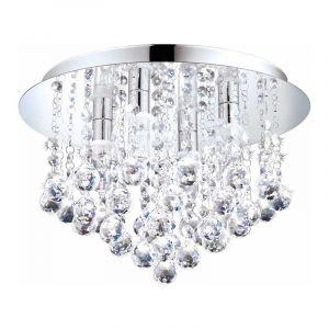 Eglo Plafondlamp Almonte Chroom 94878