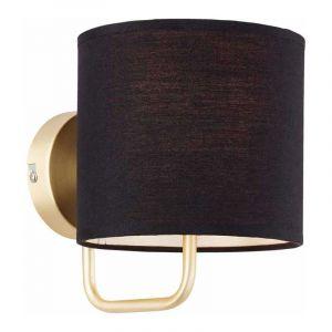 Brilliant Wandlamp Clarie Messing 94949/78