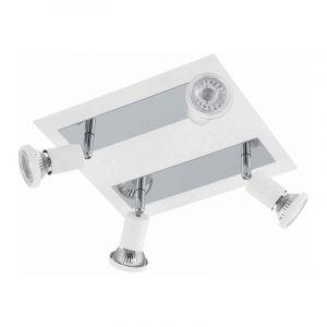 Eglo Spotlamp Sarria 4-lichts Wit 94962