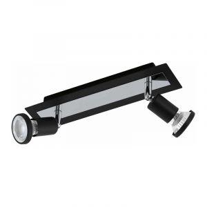Eglo Spotlamp Sarria 2-lichts Zwart 94964