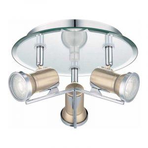 Eglo Spotlamp Tamara 3-lichts Nikkel 94984