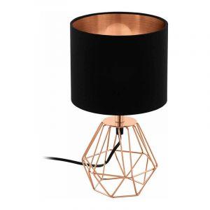 Eglo Tafellamp Carlton Koper 95787