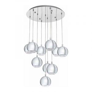 Eglo Hanglamp Conessa Chroom 95914
