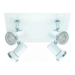 Eglo Spotlamp Tamara 4-lichts Wit 95995