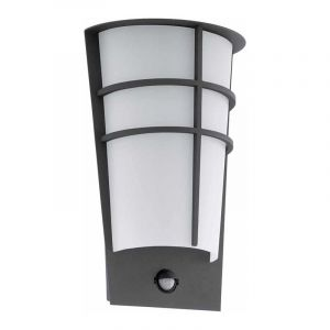 Eglo Wandlamp met sensor Breganzo Antraciet 96018