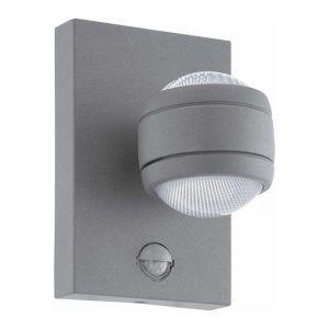 Eglo Wandlamp met sensor Sesimba Zilver 96019