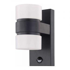 Eglo Wandlamp met sensor Atollari Antraciet 96276