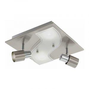 Eglo Spotlamp Dirus 2-lichts Nikkel 96398