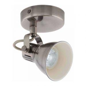 Eglo Spotlamp Seras Nikkel 96552