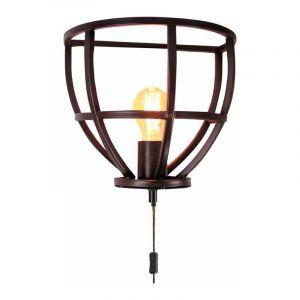 Brilliant Wandlamp Matrix Metaal 96976/46