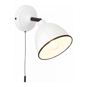 Brilliant Wandlamp Telio Wit 97002/05