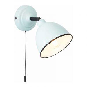 Brilliant Wandlamp Telio Blauw 97002/40