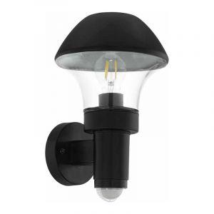Eglo Wandlamp met sensor Verlucca Zwart 97445