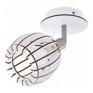 Eglo Spotlamp Cossano Nikkel 98162