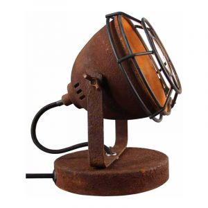 Brilliant Tafellamp Carmen Roest 98992/55