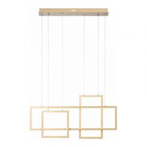 Brilliant Hanglamp Gwyn Goud G99196/54