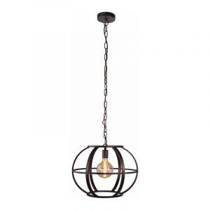 Brilliant Hanglamp Basia Zwart 99251/46