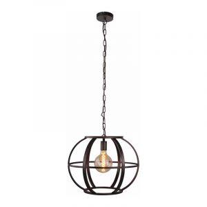 Brilliant Hanglamp Basia Zwart 99252/46