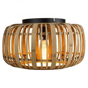 Block Plafondlamp Ibiza Hout 315250