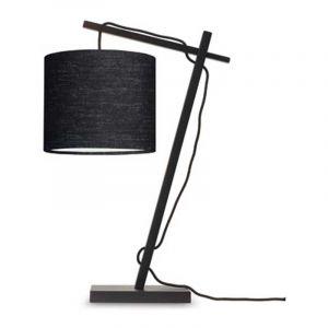 Zwarte Andes tafellamp van Good&Mojo
