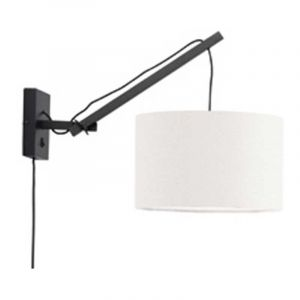 Good&Mojo Wandlamp Andes Wit ANDES/W2/B/3220/W