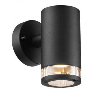 Nordlux Wandlamp Birk Zwart 45521003