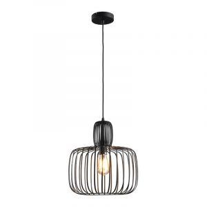 Freelight Hanglamp Costola Zwart H3635Z