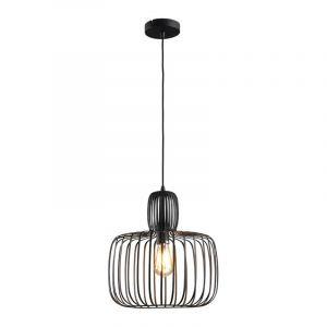 Freelight Hanglamp Costola Zwart H3645Z