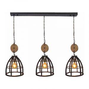 Freelight Hanglamp Birdie Zwart H5213Z