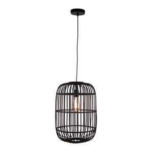 Freelight Hanglamp Treccia Zwart H5401Z