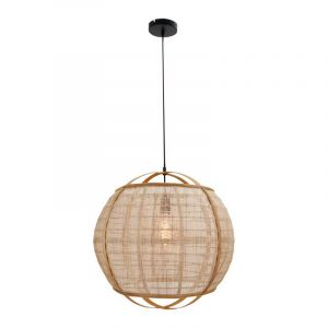Freelight Hanglamp Maglia Hout H6350H