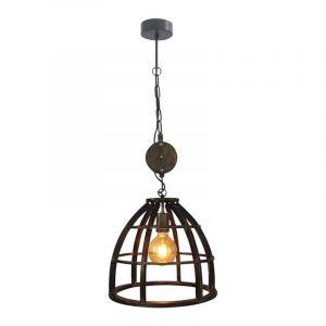 Brilliant Hanglamp Matrix Zwart HK17186S76