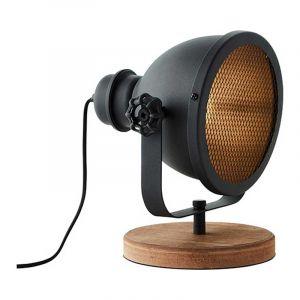 Brilliant Tafellamp Kiki Zwart HK19246S76