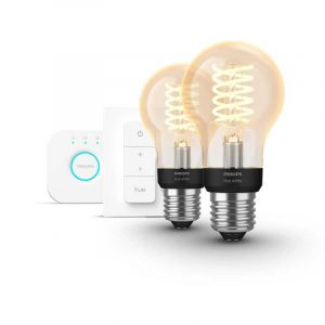 Philips Hue Filament Standaardlamp met E27 fitting
