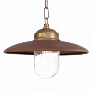 KS verlichting Hanglamp Landes Brons 1194