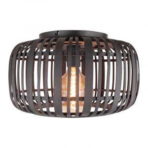 Freelight Plafondlamp Treccia Zwart PL5420Z