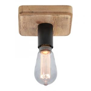 Freelight Plafondlamp Lenero Hout PL2710Z