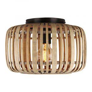 Freelight Plafondlamp Treccia Hout PL5410H