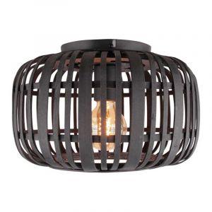 Freelight Plafondlamp Treccia Zwart PL5410Z