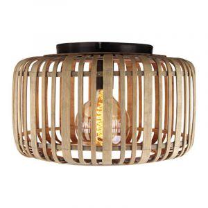 Freelight Plafondlamp Treccia Hout PL5420H