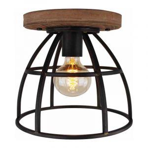 Freelight Plafondlamp Birdie Zwart PL5934Z