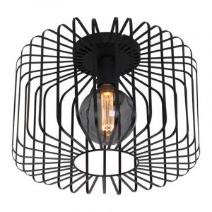 Freelight Plafondlamp Stecca Zwart PL7040Z